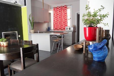 Ghent? Bruges? (useable kitchen) - Zomergem - Dům