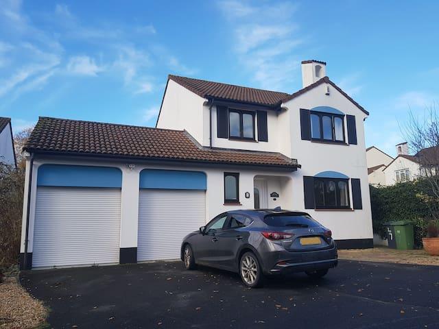 Modern Double BR in Barnstaple - Quiet / Cosy