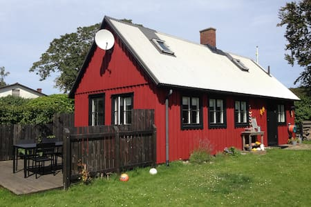 Cabin 'By the Red House' - Helsingborg