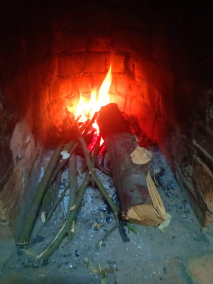 Kilele Inn.. Forest Cabin.. Homely
