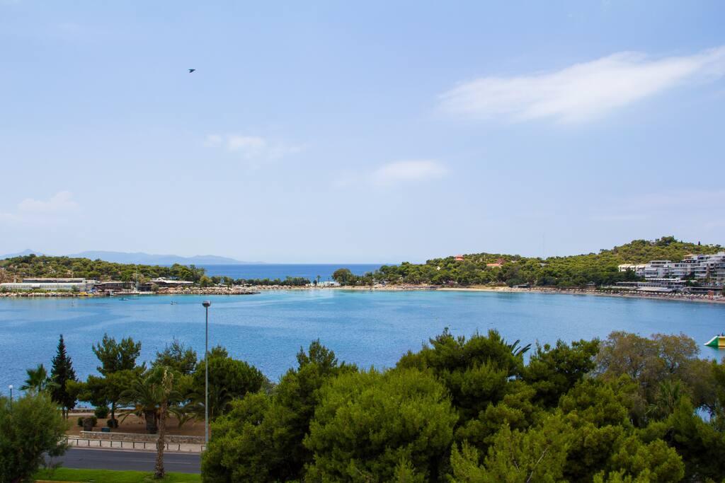 Views - Vouliagmeni Bay