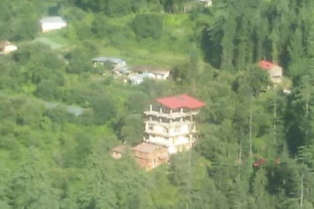 Forest Hillview House - Shimla - Casa