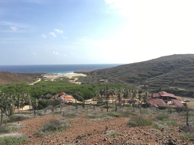 Glamping in Aruba's National Park