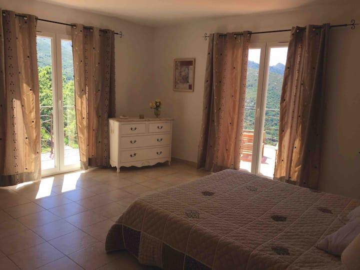 Chambre simple-Chez Devote et Valérie