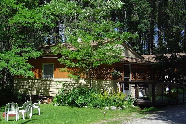 Christina Lake Private Cabin