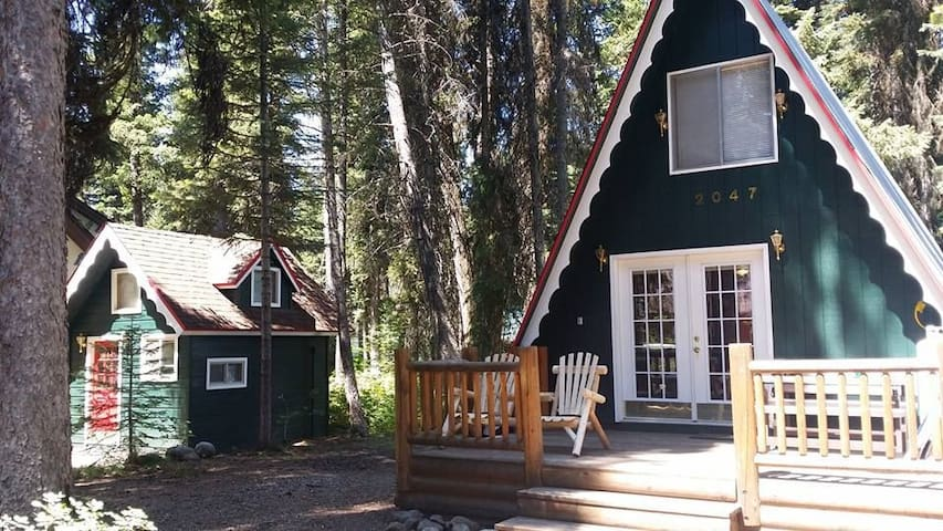 Huckleberry Hideaway, comfortable adventure awaits