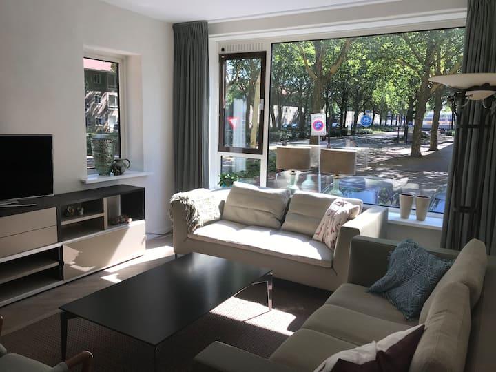 Uniek in het Bosche centrum een luxe appartement