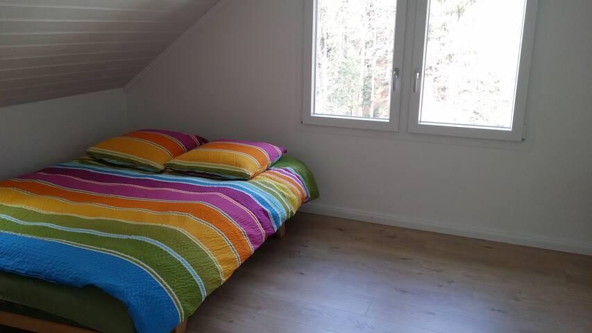 Günstige Wohnung mitten im Alpsteingebiet - Hundwil
