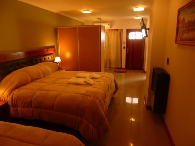 Las mejores habitaciones equipadas de Río Cuarto