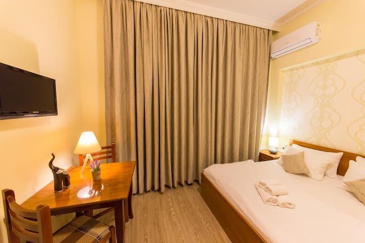 Hotel Baron Economy Double Room