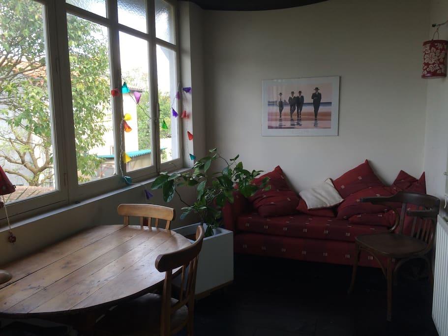 La véranda espace détente