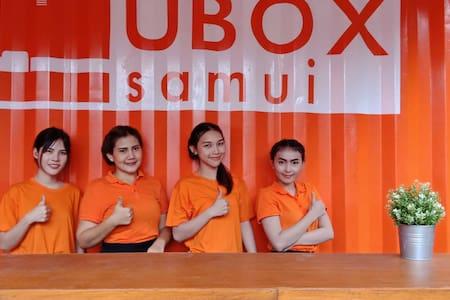 UBOX Hostel