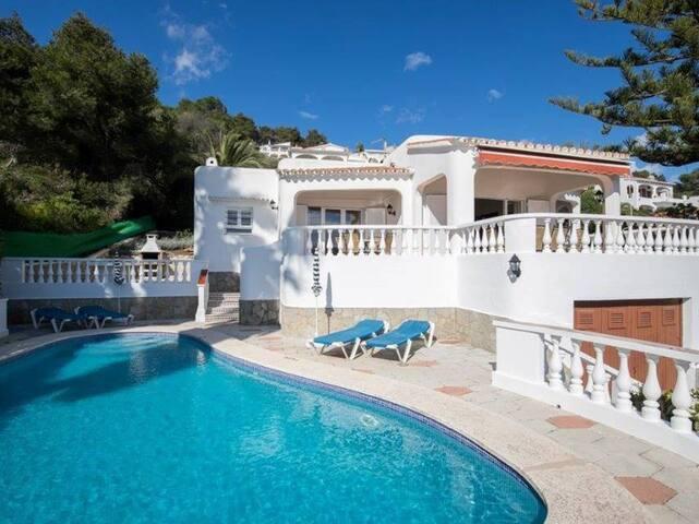 With pool and fantastic sea view - Villa Nineta
