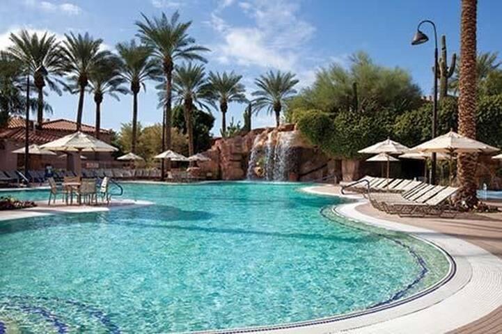 Sheraton Desert Oasis Scottsdale-1 bedroom