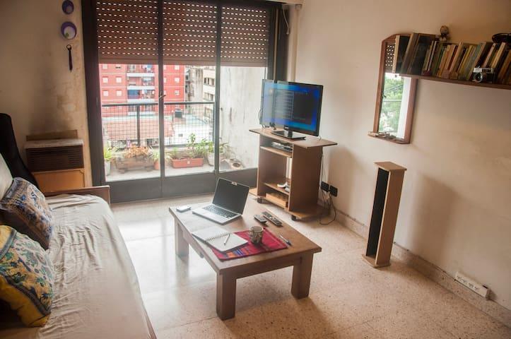 Apartamento privado con balcón - Buenos Aires - Apartment