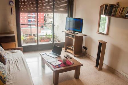 Apartamento privado con balcón - Apartment
