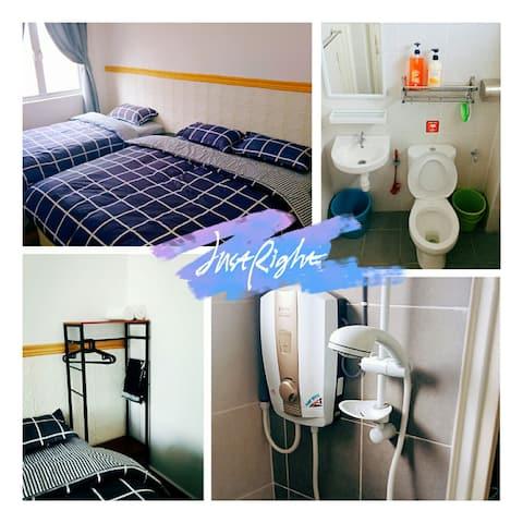 Room for 3 @ Cameron Highlands