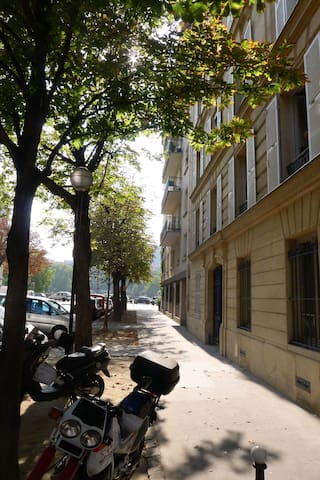 Entre le Marais et l'ile St Louis ! - Paris - Apartment