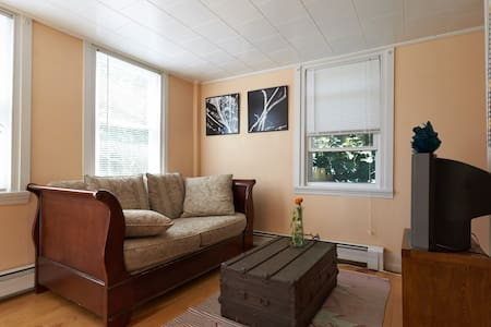 Cozy Studio in Town! - Rockland - Wohnung