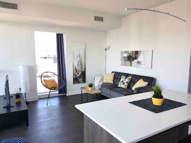 NEW! Bright Beautiful Modern Condo D'TWN Ottawa
