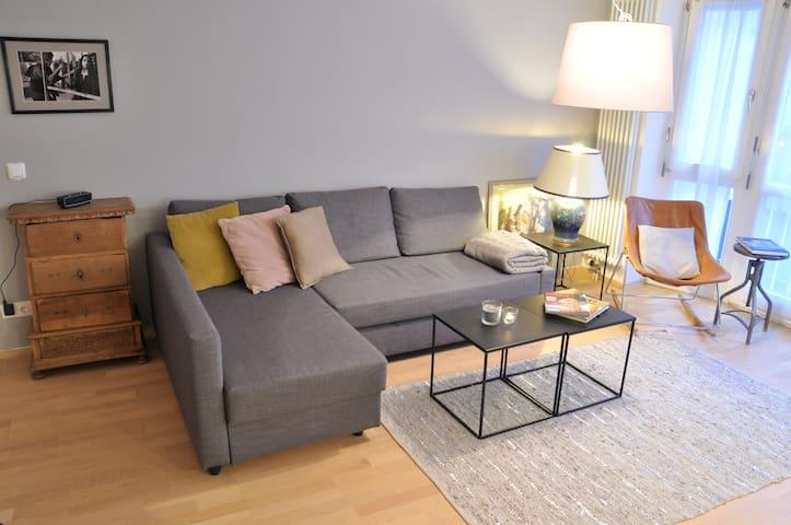 Luxury Apartment in Lehel - 慕尼黑 - 公寓
