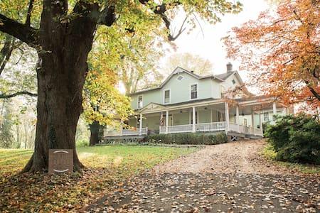 Beautiful Greenock Manor - Orange - Szoba reggelivel