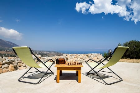 Chalet - exceptional point of view - Trabia