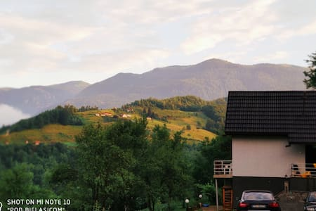 Eco estate under Bjelasica mountain
