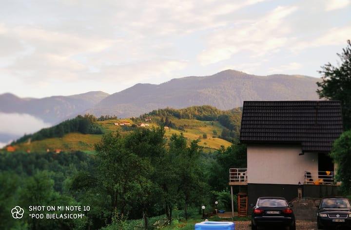 Eco estate under Bjelasica mountain