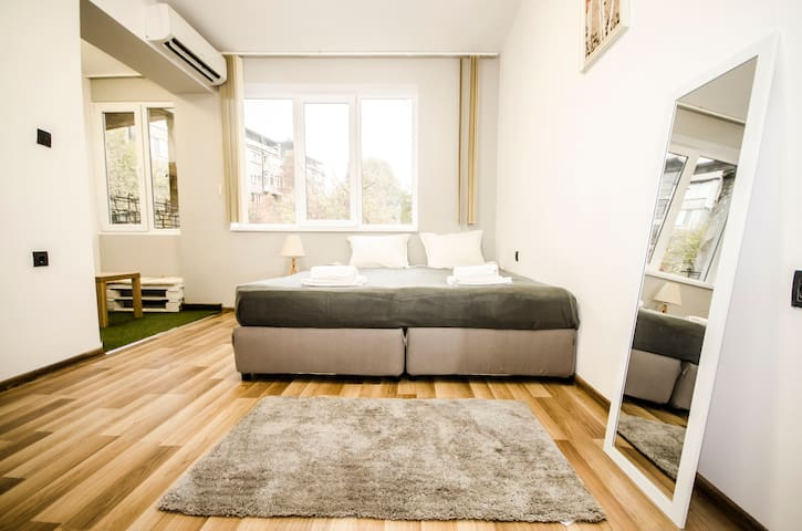 **Studio for two Ideal Centre Plovdiv
