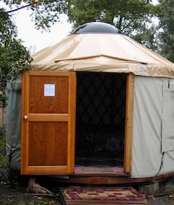 Best Eco Private Yurt Space Located Downtown - Crestone