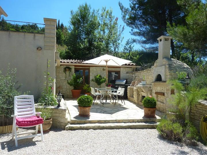 Appartement Provence Luberon ôcres lavande