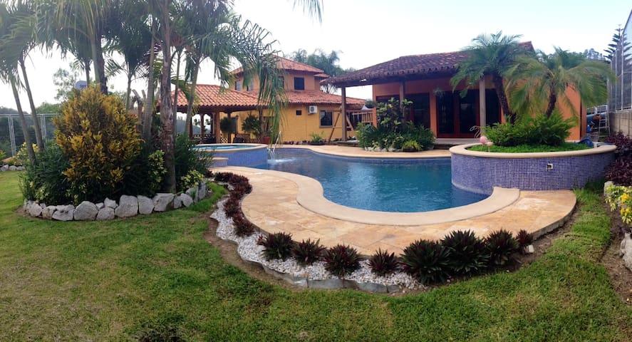 Beautiful mountain house, Honduras - Santa Barbara, Honduras - Casa