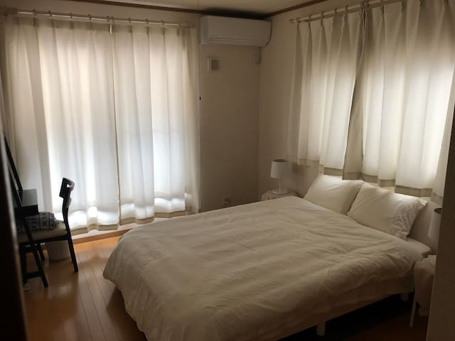 Easy access to Nagoya&Gifu Double Cozy PrivateRoom