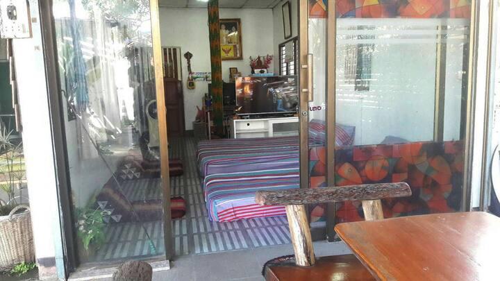 Mr.Kiew's Homestay & Camping at Buriram