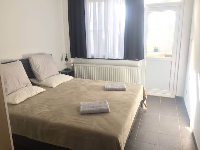 Private apartment near Brussels