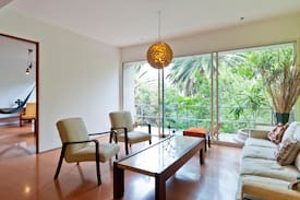 Sunny flat in heart of Condesa