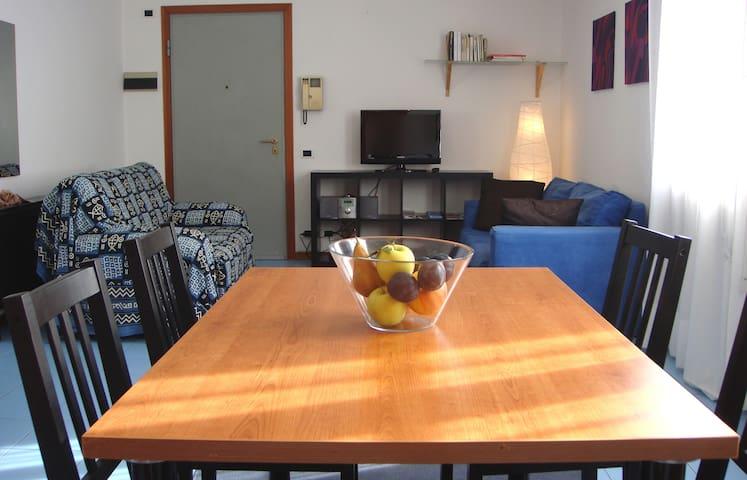 Elegante appartamento in centro  - Ravenna - Apartemen