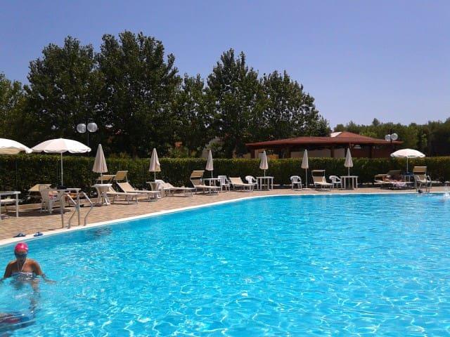 Beautiful loft Villaggio San Bull - Metaponto Lido - Villa