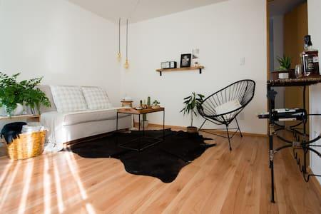 Acogedora habitación en Condesa - Mexiko-Stadt