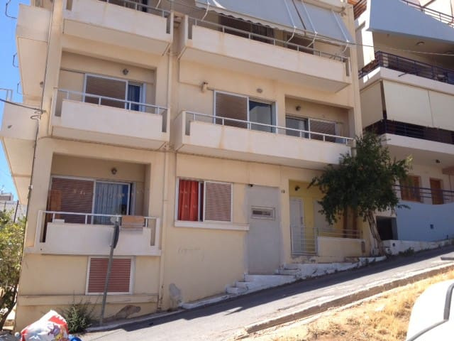 Little appartment in Agios Nikolaos - Agios Nikolaos - Apartamento