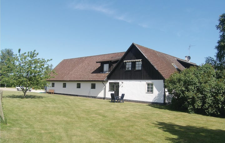 Beautiful home in Saxtorp with WiFi and 1 Bedrooms