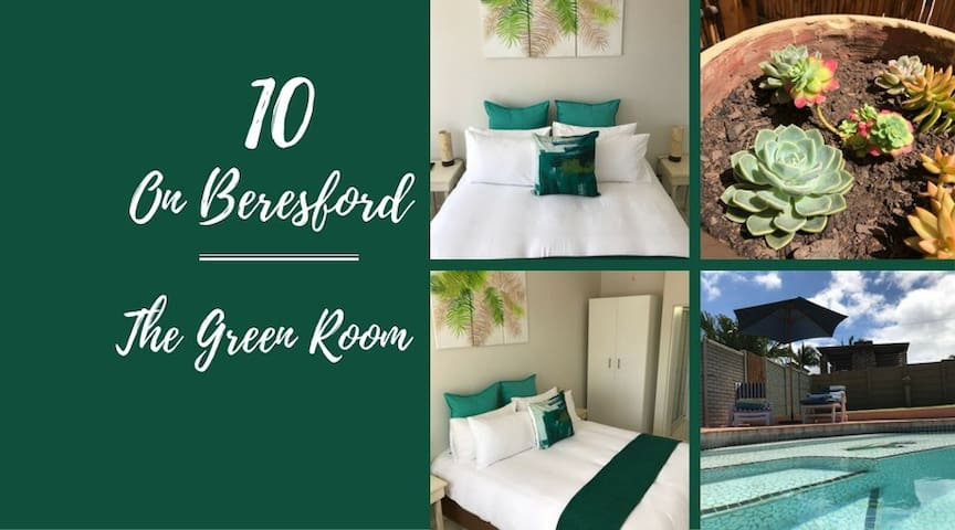 10 on Beresford - The Green Room