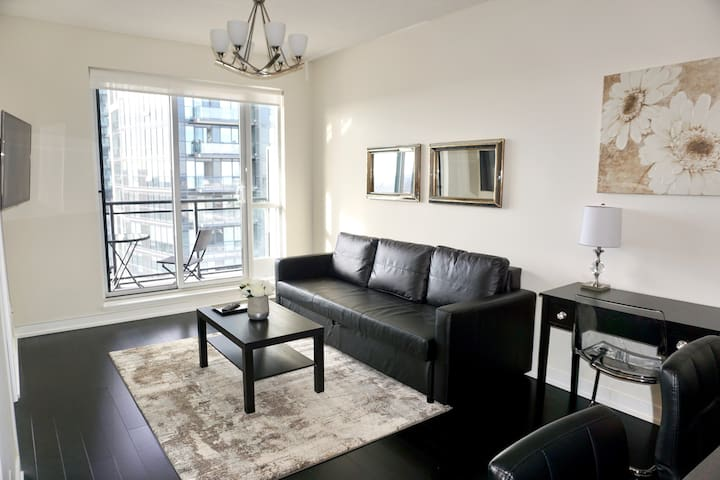 Square One, Luxury Condo - Fitness, Pool, BBQ - Mississauga - Appartement