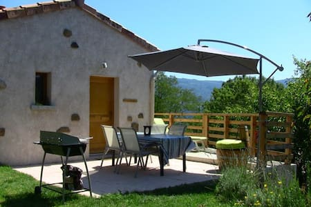 Holiday studio for rent in Ardèch. - Empurany - 아파트