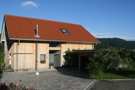 Gallery Apartment with a great view - Baiersbronn
