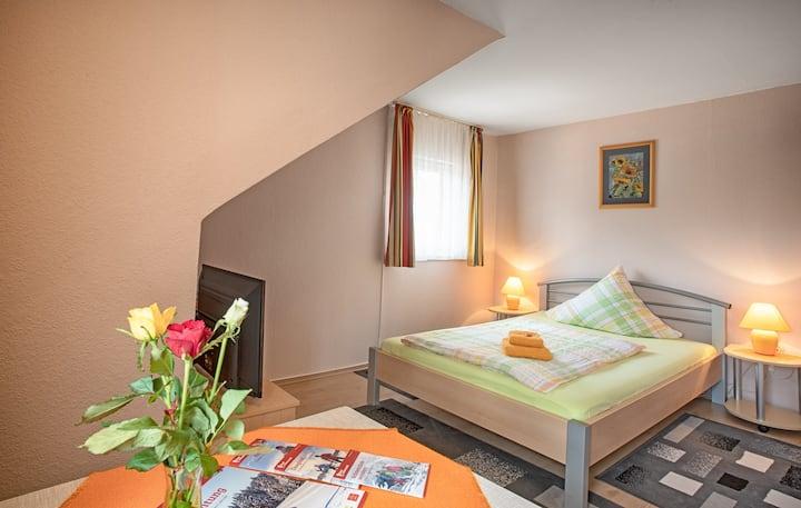 Pension Haus Tannenwiese, (Titisee-Neustadt), Einzelzimmer mit Dusche/WC, 10qm