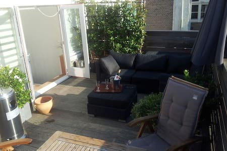 BEAUTIFUL Roof Terrace apartment!!! - Amsterdam - Wohnung
