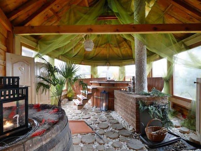 Domek w Tatrach - Relax/Jacuzzi/sauna