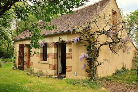 Holiday homes La Grenouille - Treigny - Huis